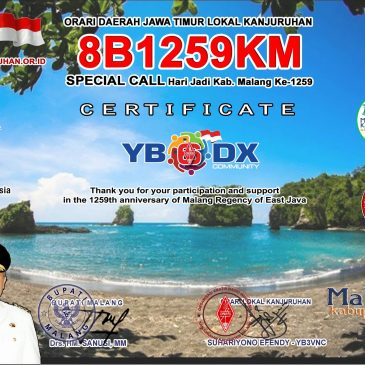 Support Special Call 8B1259KM