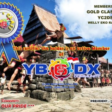 WELCOME TO YC2DSV as YB6_DXCom#122