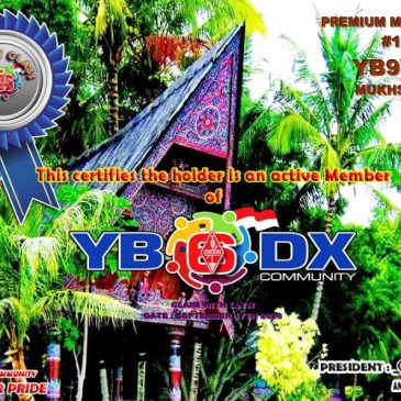 WELCOME TO YB9VAB AS YB6_DXCom#137