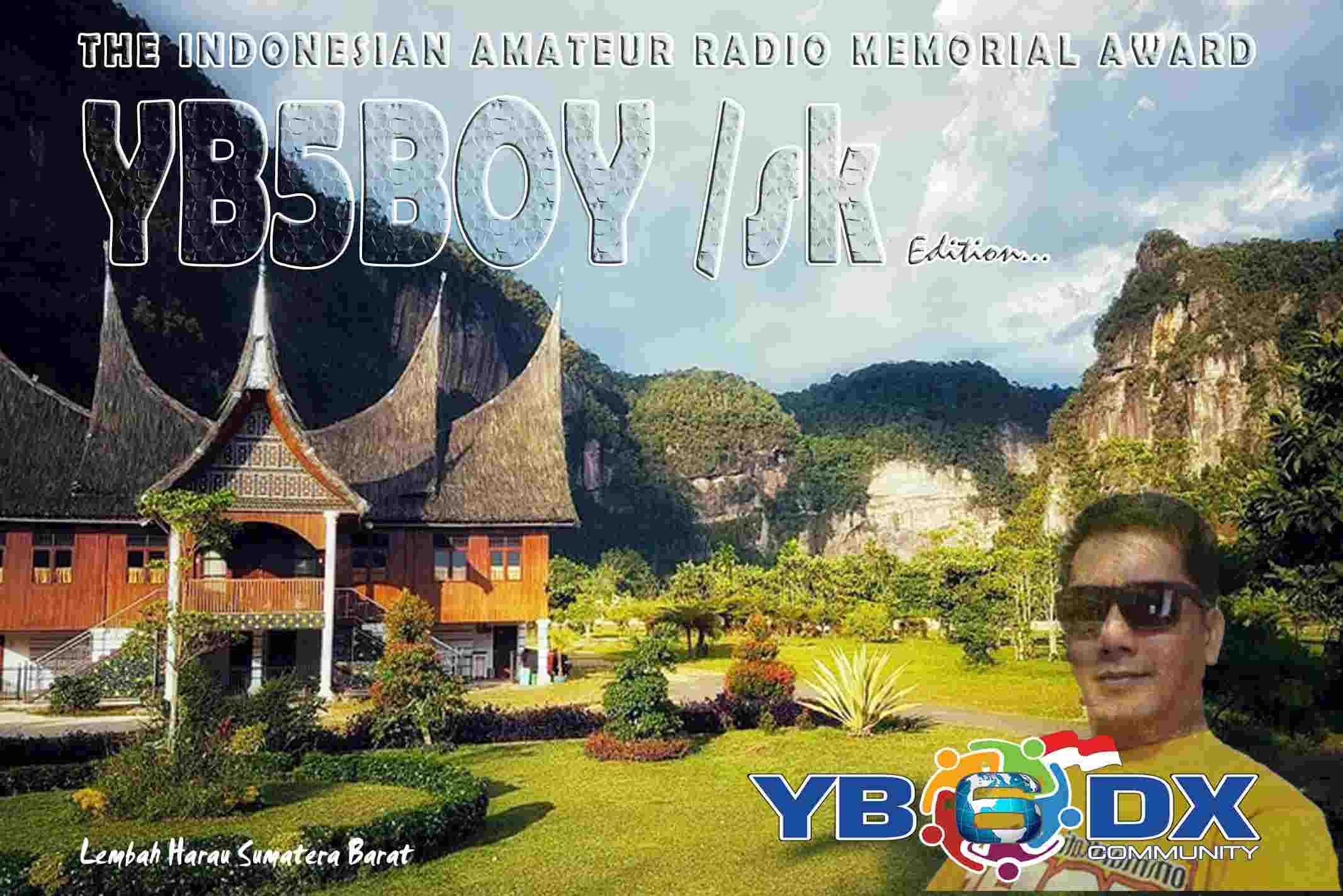 YB5BOY/sk THE IARMA