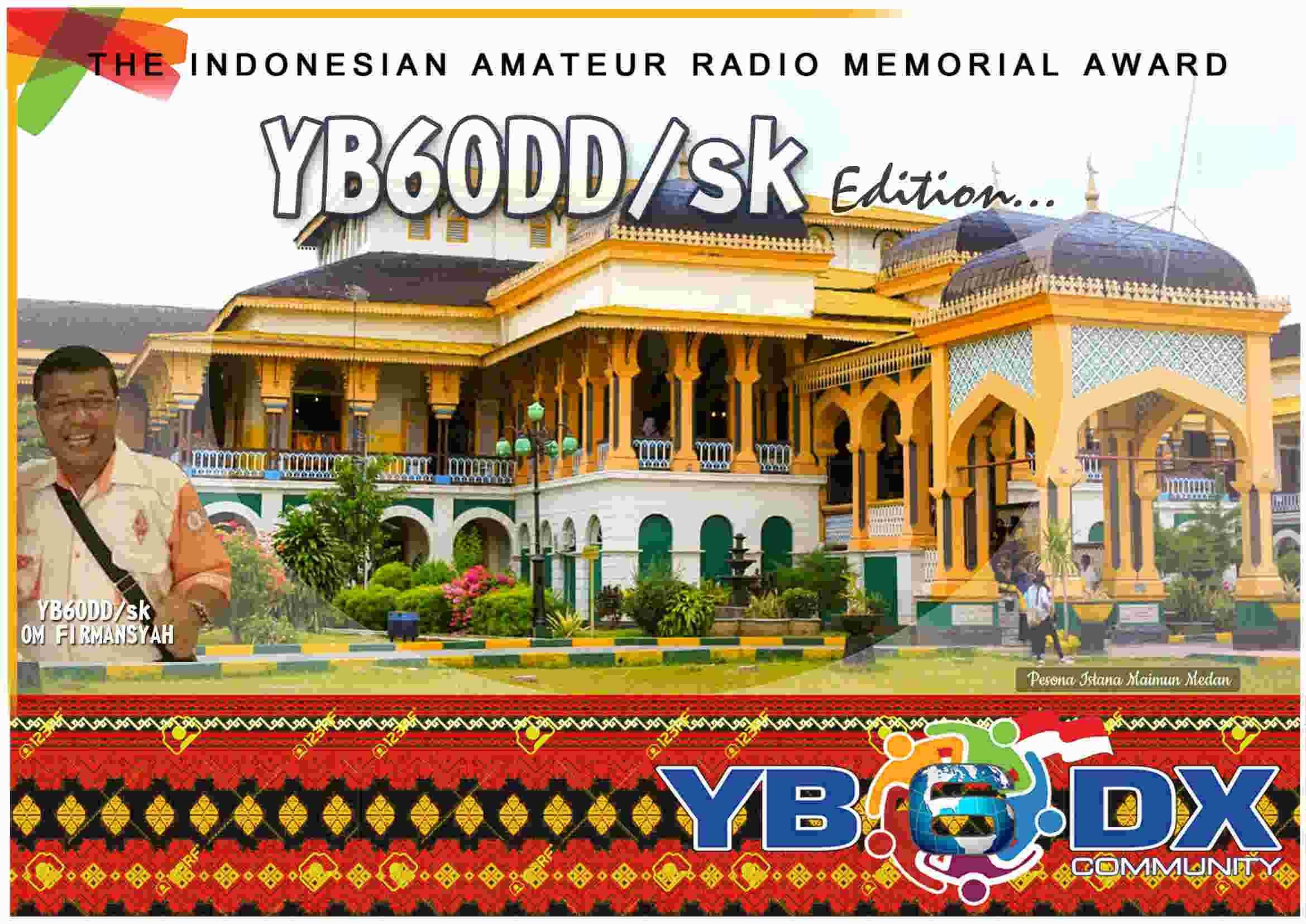 YB6ODD/sk THE IARMA