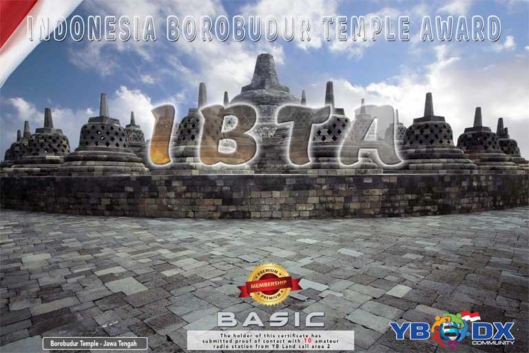 IBTA BASIC AWARD PREMIUM MEMBER