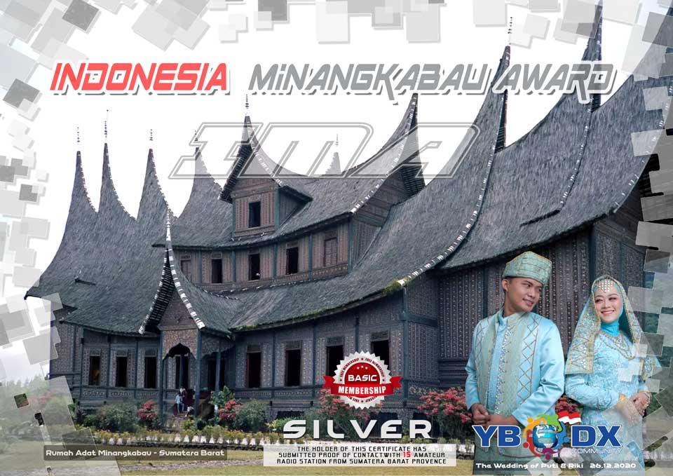 Indonesia Minangkabau Award Basic SILVER Free Member