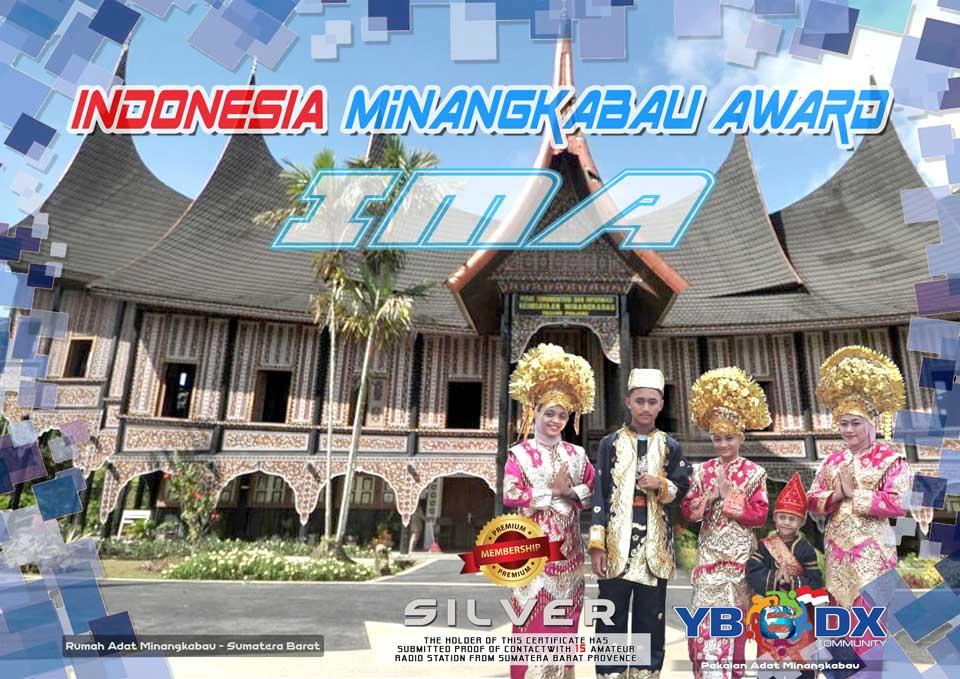 Indonesia Minangkabau Award Premium SILVER Member