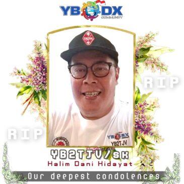 Goodbye to our best creators YB6_DXC Logo Om Dany YB2TJV/sk