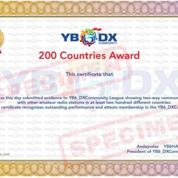 YB6_DXC Countries Award Paper Edition for Member
